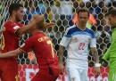 Belgio-Russia 1-0