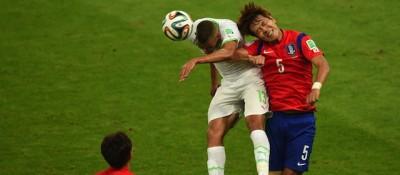 Algeria-Corea del Sud 4-2