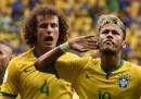 Brasile primo, Messico secondo