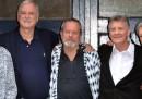 La conferenza stampa dei Monty Python