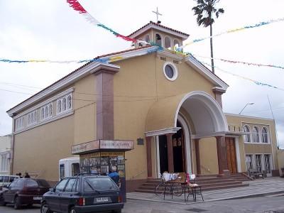 La cappella di San Cono a Florida (Uruguay)