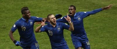 La Francia ai Mondiali