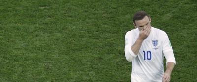 Le scuse di Wayne Rooney ai tifosi, per l'eliminazione