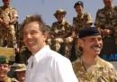 La versione di Tony Blair sull'Iraq