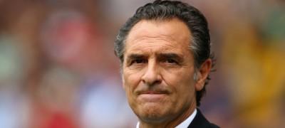 Cesare Prandelli ha annunciato le dimissioni