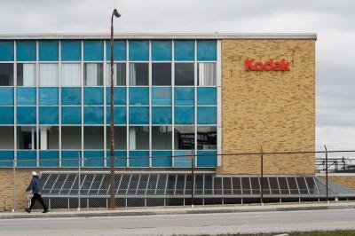 La città abbandonata della Kodak