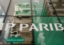 La mega multa contro BNP Paribas
