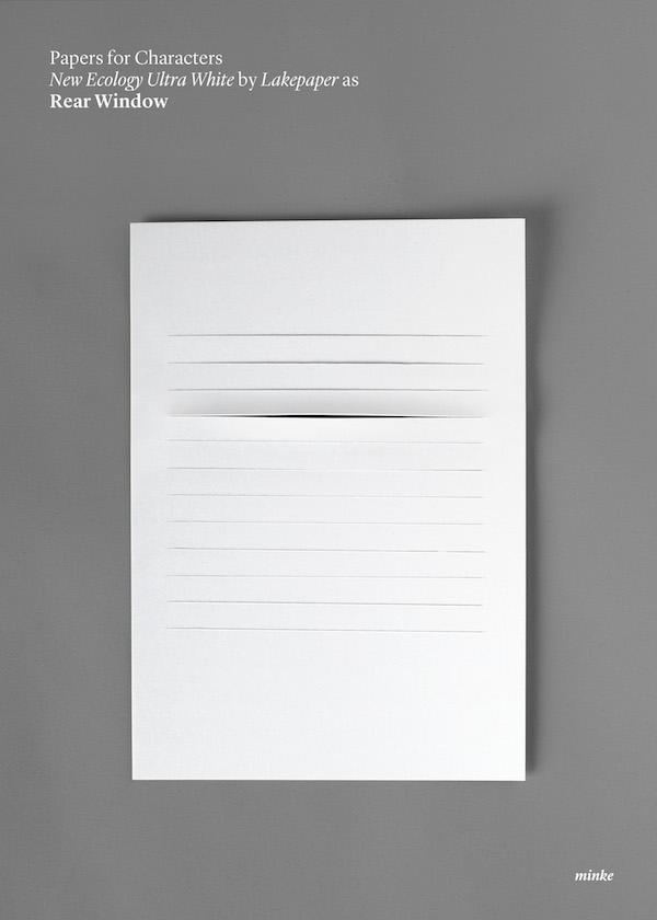 Film famosi raccontati coi fogli di carta - Il Post