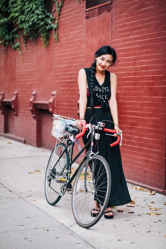 Quelli In Bici A New York