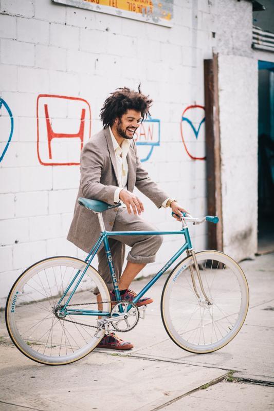 New York Bike Style @Sam Polcer