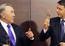 Cosa è andato a fare Renzi in Kazakistan