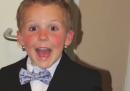 Ryland Whittington, bambino transgender