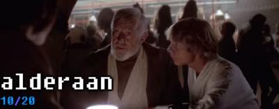 """Quante volte viene detto """"spada laser"""" in Star Wars?"""