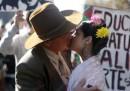 Le proteste degli studenti in Cile