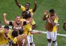 Colombia-Costa d'Avorio 2-1