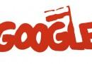 Il doodle di Google per i 25 anni dalle prime elezioni libere in Polonia