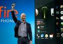 Fire Phone, lo smartphone di Amazon