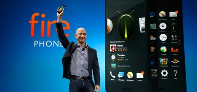 Fire Phone, lo smartphone di Amazon