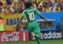 Il gran gol di Gervinho contro la Colombia