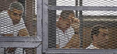 7 anni di carcere per tre giornalisti in Egitto
