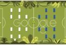 Inghilterra vs Italia, il doodle