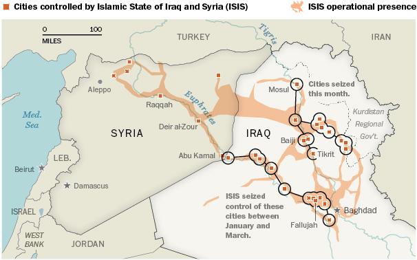 iraq-mappa