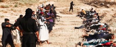 Le foto delle uccisioni di massa in Iraq