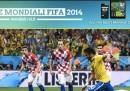 Le partite trasmesse dalla RAI dei Mondiali 2014