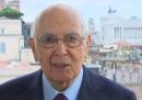 Il videomessaggio di Napolitano per la Festa della Repubblica