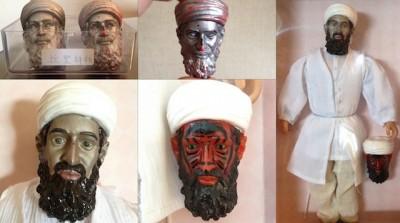 Il pupazzetto della CIA per sconfiggere Osama bin Laden