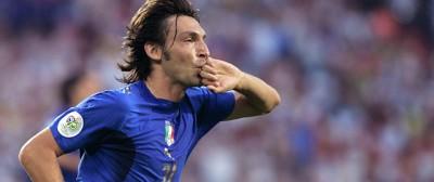 12 anni di Andrea Pirlo in Nazionale