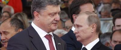 """""""Il bastone e la carota"""" di Putin, in Ucraina"""