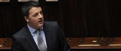 Il discorso di Renzi sull'Europa
