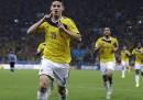 Colombia-Uruguay 2-0