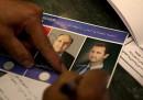 Oggi si vota, diciamo, in Siria