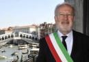 Il sindaco di Venezia è stato arrestato