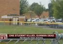 La sparatoria in una scuola in Oregon