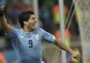 Uruguay-Inghilterra 2-1