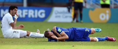 Suárez squalificato per 9 giornate e 4 mesi