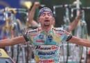 La volta che vinse Pantani