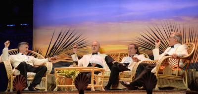 Le prime foto del nuovo spettacolo dei Monty Python