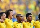 Brasile-Germania, stasera