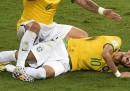 Neymar: «Due centimetri e ora sarei paralizzato»
