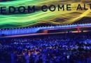 Le foto dell'inaugurazione dei Giochi del Commonwealth