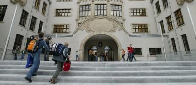 """Le proteste contro il liceo """"corto"""" in Germania"""