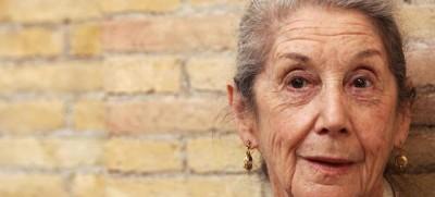 Nadine Gordimer, che raccontò l'apartheid da bianca