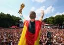 Il piccolo danno alla Coppa del Mondo