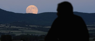Le foto della prima Superluna dell'anno