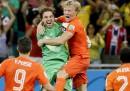 L'Olanda passa ai rigori, Costa Rica eliminato