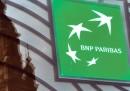 BNP Paribas pagherà negli Stati Uniti una multa da circa 9 miliardi di dollari